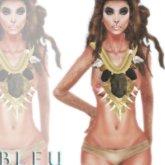 - B L E U - Empress Tehani Tribal Piece v1 (BOXED)