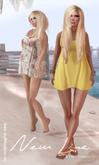 KIM- Beach Mesh  Dress -DEMO