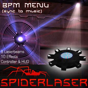 SpiderLaser