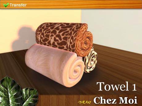 ♥ Towel 1 ♥ New Chez Moi