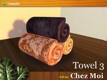 ♥ Towel 3 ♥ New Chez Moi