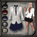 20.FIVE Mesh School Uniform