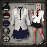 20.FIVE Mesh School Uniform