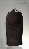 KIM- Monna Mesh Skirts-Brown