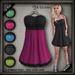 20.FIVE Mesh Summer Dress
