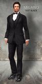 [*RG*] Milano Suit -Black-    *REDGRAVE*