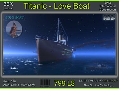 TITANIC - Romantic