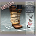 =KKC!= MESH Wedge Boots - Leather n Roses