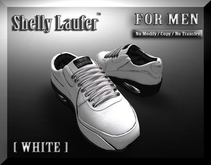 ::: Shelly Laufer Sneakers PRIDE 2000 [White] ::: For Men
