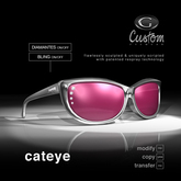 [Gos] Custom Sunglasses - CATEYE