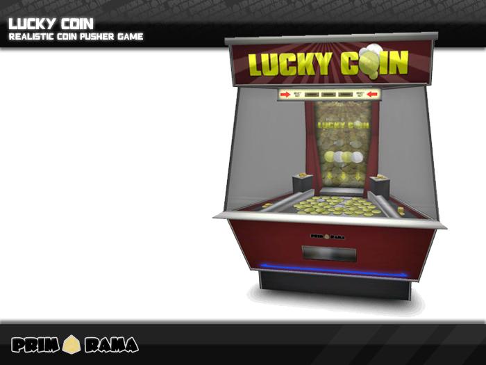 Lucky Coin Dozer ™