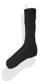 -Entente- Classic Sock - Black