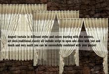 elegance deco desing curtain /drapes 143