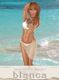 GCD - Blanca Bikini & Mesh Sarong