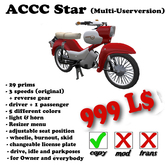 ACCC Star