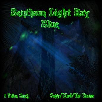 Bentham LIGHT RAY Blue v2 (Boxed)