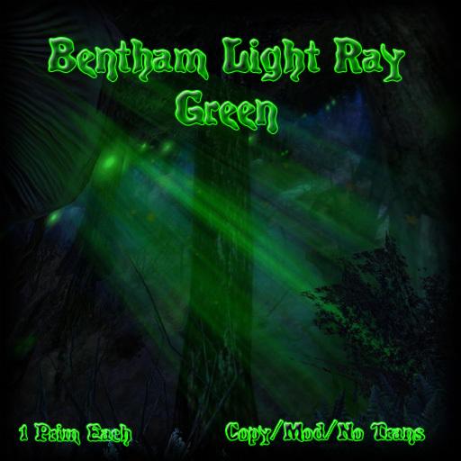 Bentham LIGHT RAY Green v2 (Boxed)