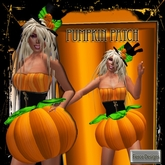 ::FIERCE DESIGNS:: PUMPKIN PATCH HALLOWEEN COSTUME!