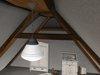 Dutchie mesh antique ceiling lamp
