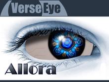 MESH - Allora - Blue - Artistic Eyes by VerseEye