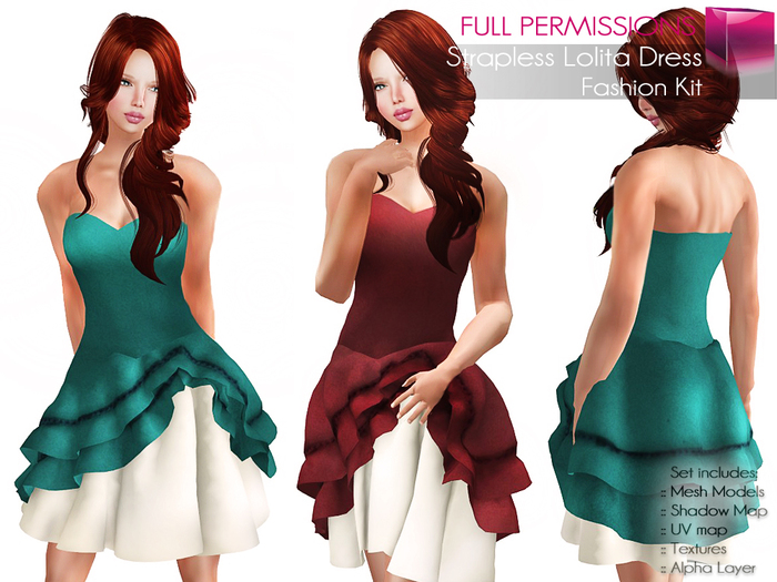 RIGGED MESH Strapless Sweetheart Neck Layered Asymmetrical Ruffled Skirt Cocktail Dress - 2 TEXTURES