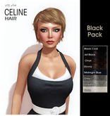 Amacci Hair ~ Celine - Black Pack