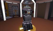 The Robinsons' Robot -- Model B9 (Non-Avatar)