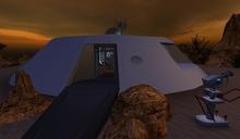 Jupiter 2 Campsite Skybox