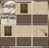 LORIEN MEDIEVAL WALL TEXTURES I FULL PERM