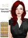 "=DeLa*= Mesh Hair ""Amanda"" Dark Blondes"