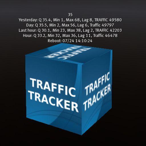 Traffic Tracker V 1.2