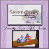 Serendipity Designs - Laudry Soaps (Alpha)