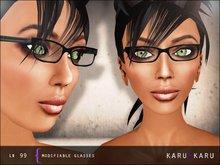 Karu Karu - Glasses (Black)