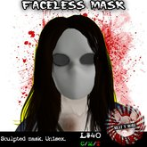 Meat 'N' More - Faceless Mask (BOXED)