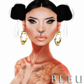 - B L E U - KiKo's Hoops *Gold*(BOXED)