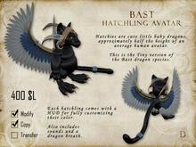 Bast Hatchling