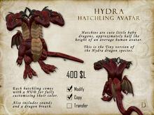 Hydra Hatchling
