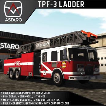 Astaro TPF-3 Quad Ladder / Ladder Truck