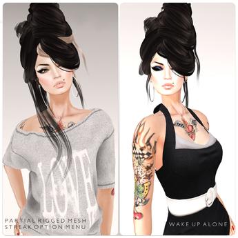 Vanity Hair::Wake Up Alone- DEMO