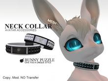 +Bunny Puzzle+ Vanto Collar