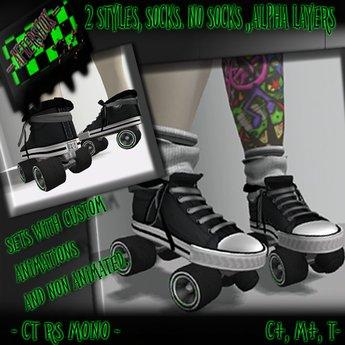 chuck taylor roller skates
