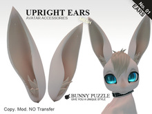 ::BUNNY PUZZLE::UPRIGHT EARS No.01