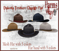 Harm's Way Dakota Texture Change Hat