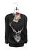 Tee*fy Herman's Loose Sweater Deer/Black