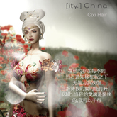 [ity.] Cixi Chinese Hair (16 hairs /2 styles /8 colors)