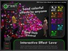 ●GD● Interactive Effect 'Love' [Send Multi Color Effects to anyone] HUD controlled particle/texture emitter!