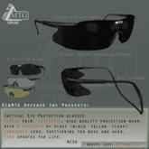 D1&MTG - Eyeshields