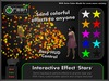 ●GD● Interactive Effect 'Stars' [Send Multi Color Effects to anyone] HUD controlled particle/texture emitter!