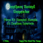 Bentham Sound Generator Haunting Ambient Sounds