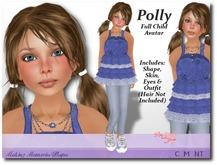 Polly Full Child Avatar